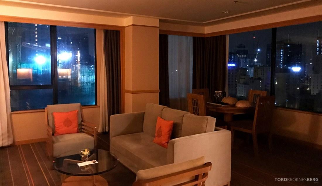 Renaissance Riverside Hotel Saigon Ho Chi Minh City stuen