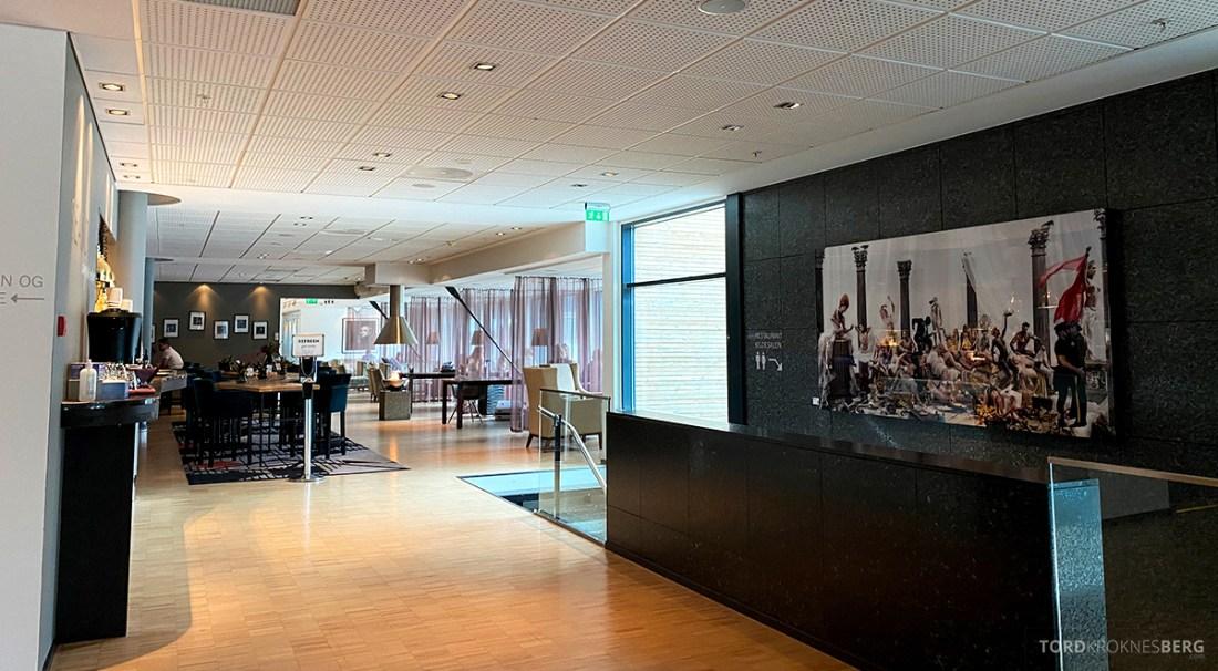 Farris Bad Larvik lobby