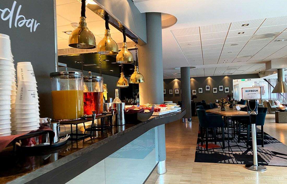 Farris Bad Larvik frokost bar