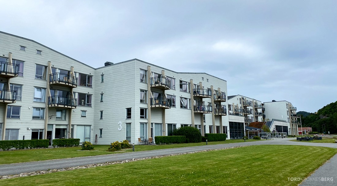 Lindesnes Havhotell fasade