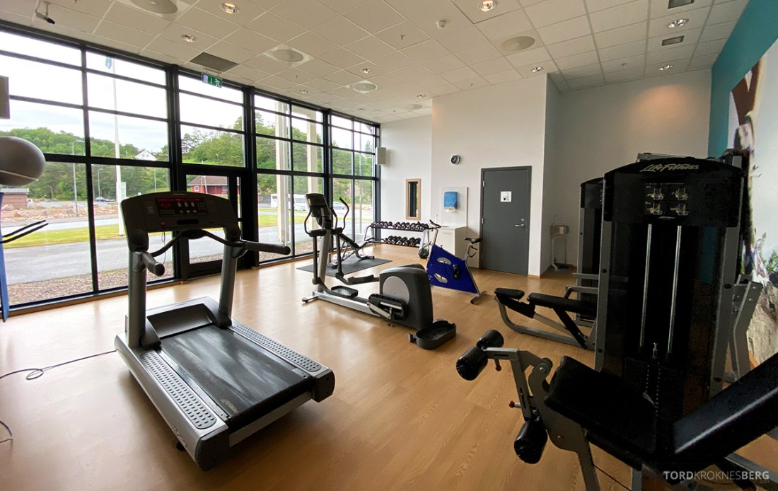 Lindesnes Havhotell fitness