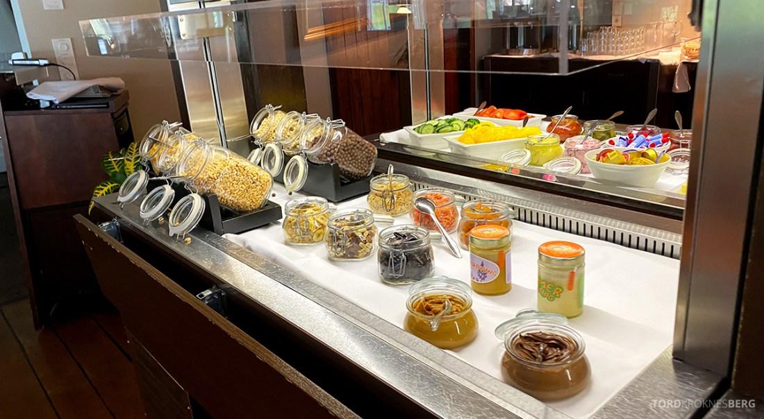 Sola Strand Hotel Stavanger frokostblanding