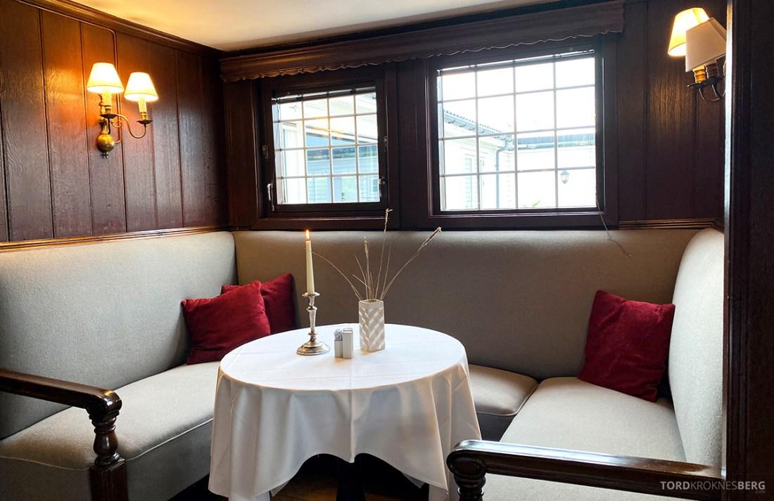 Sola Strand Hotel Stavanger restaurant bord