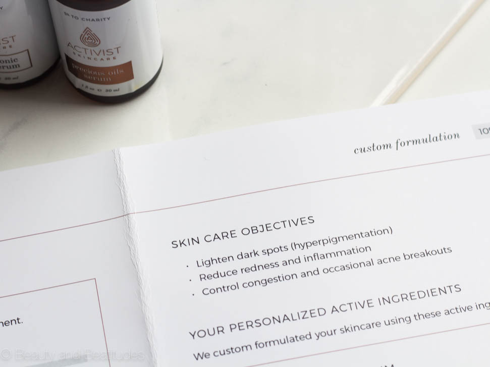 Custom Skincare? Yes Please +Giveaway