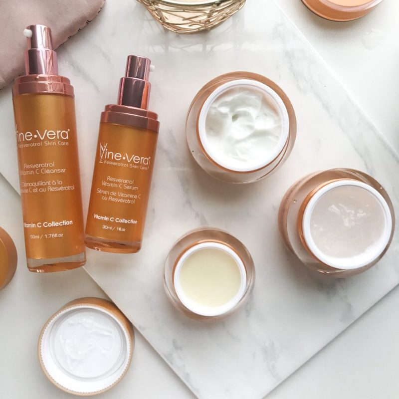 The Best Luxe Vitamin C Skincare