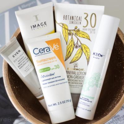 The Best SPF to Try Before Summer is Over