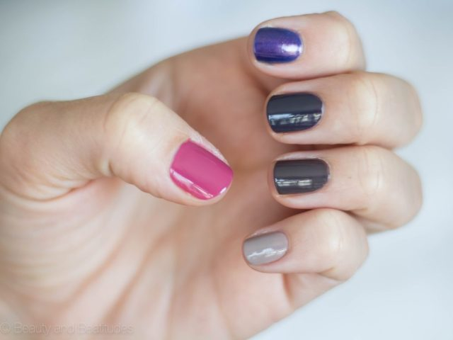 Fall Nail Color Picks | OPI Iceland Collection