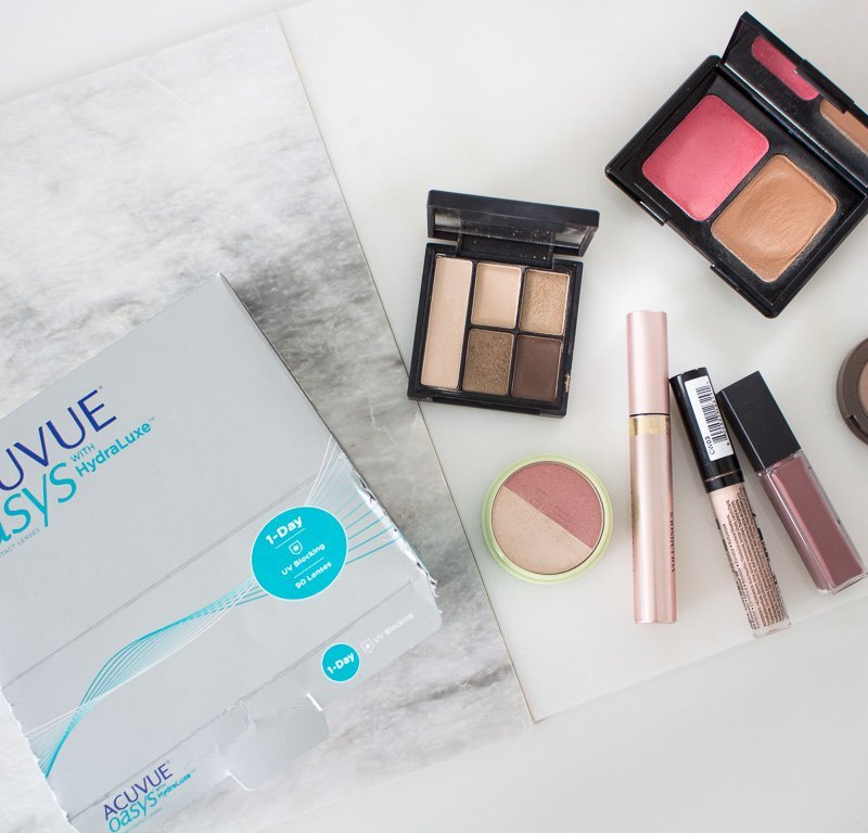 Fall Fall Makeup Look and Filming with ACUVUE® Brand Contact Lenses Look and Filming with ACUVUE® Brand Contact Lenses