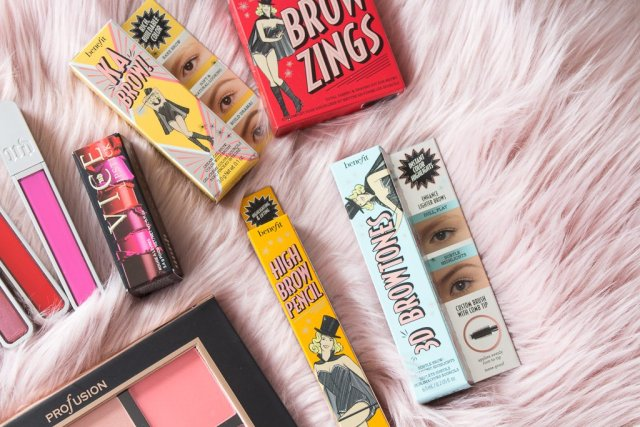 Huge Makeup Giveaway   Benefit, Urban Decay +More