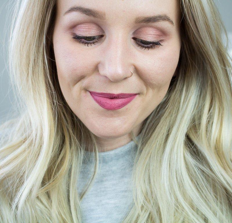 Pink Spring Makeup Look