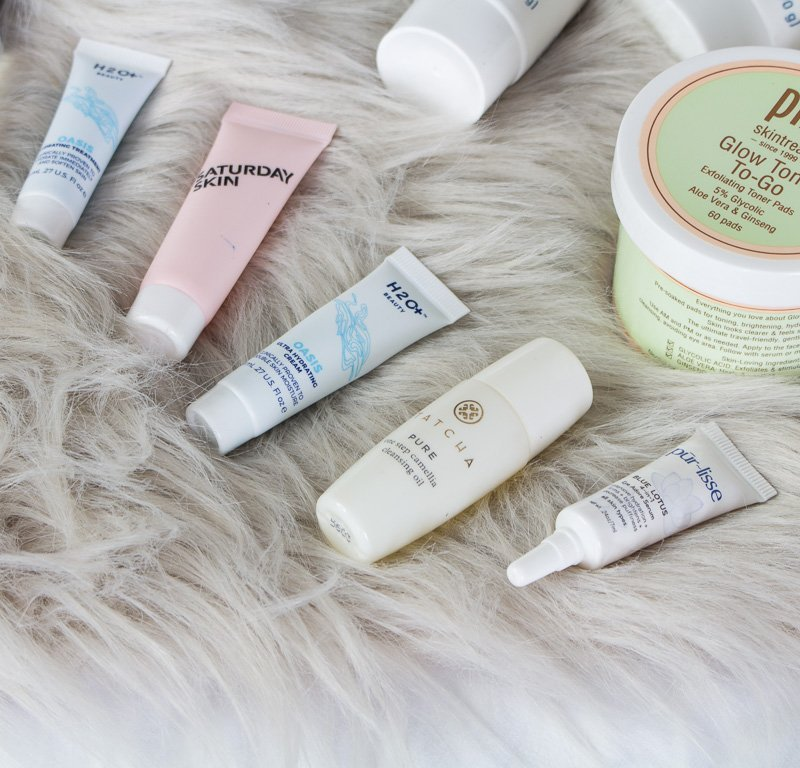 Spring Break Vacation Beauty Essentials