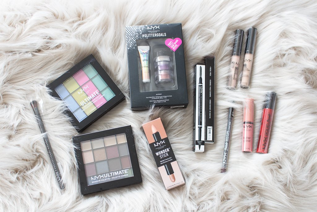 NYX Makeup Giveaway