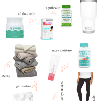 Pregnancy Essentials | 1st Trimester
