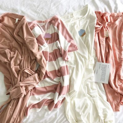 Maternity Style | My First Pink Blush Order