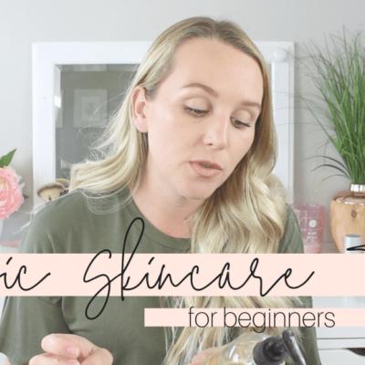 Basic Skincare Tips For Beginners   3 Steps