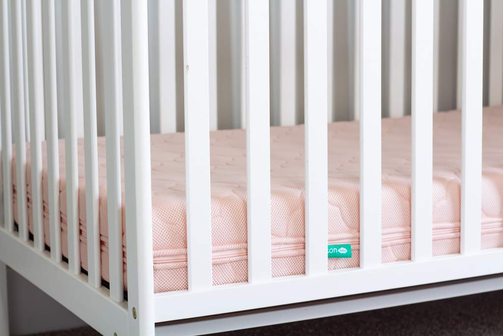 We're Trying a 100% Breathable Crib Mattress | Newton Baby