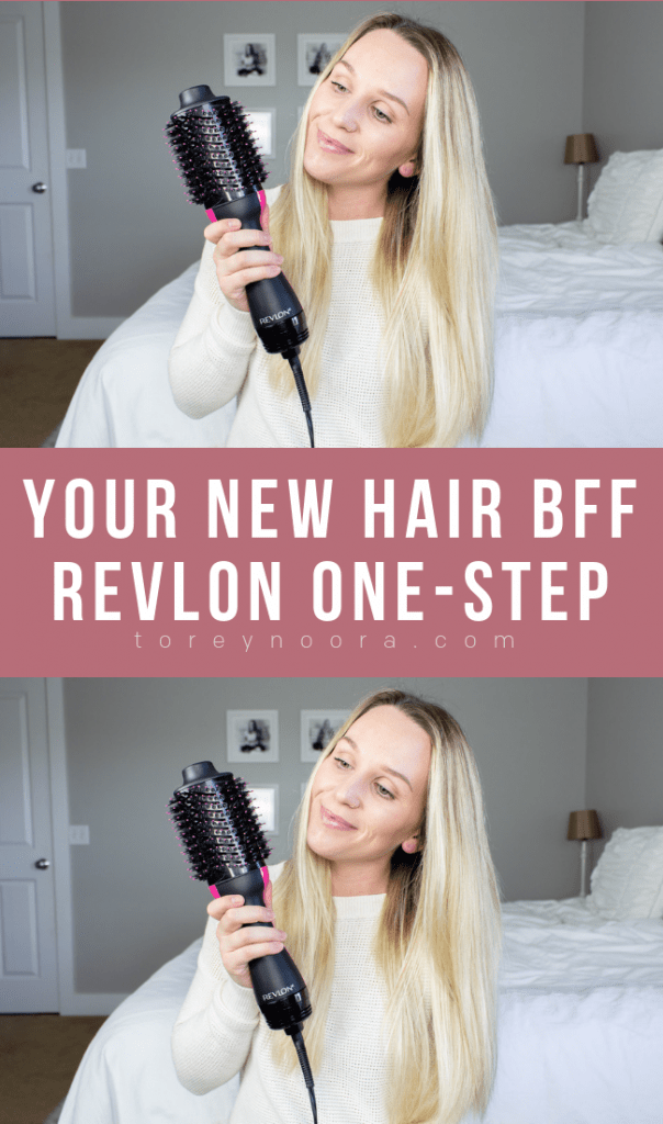 Revlon One-Step Hair Dryer and Volumizer Review & Tutorial
