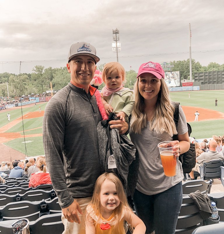 Things To Do With Kids: Baseball Game + Giveaway