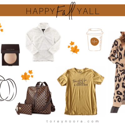 Hello Fall | What To Try This Season