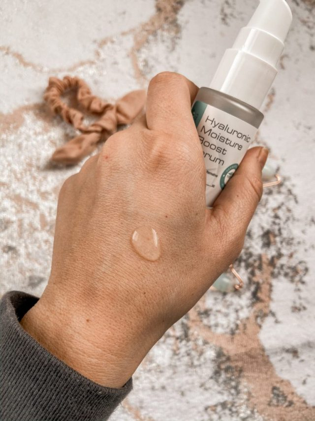 If You Buy One Skincare Product This Month | Hyaluronic Moisture Boost Serum