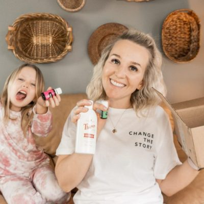 Young Living Essential Rewards Unboxing – January 2021