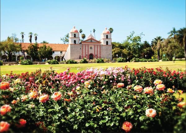 Santa Barbara mission city guide