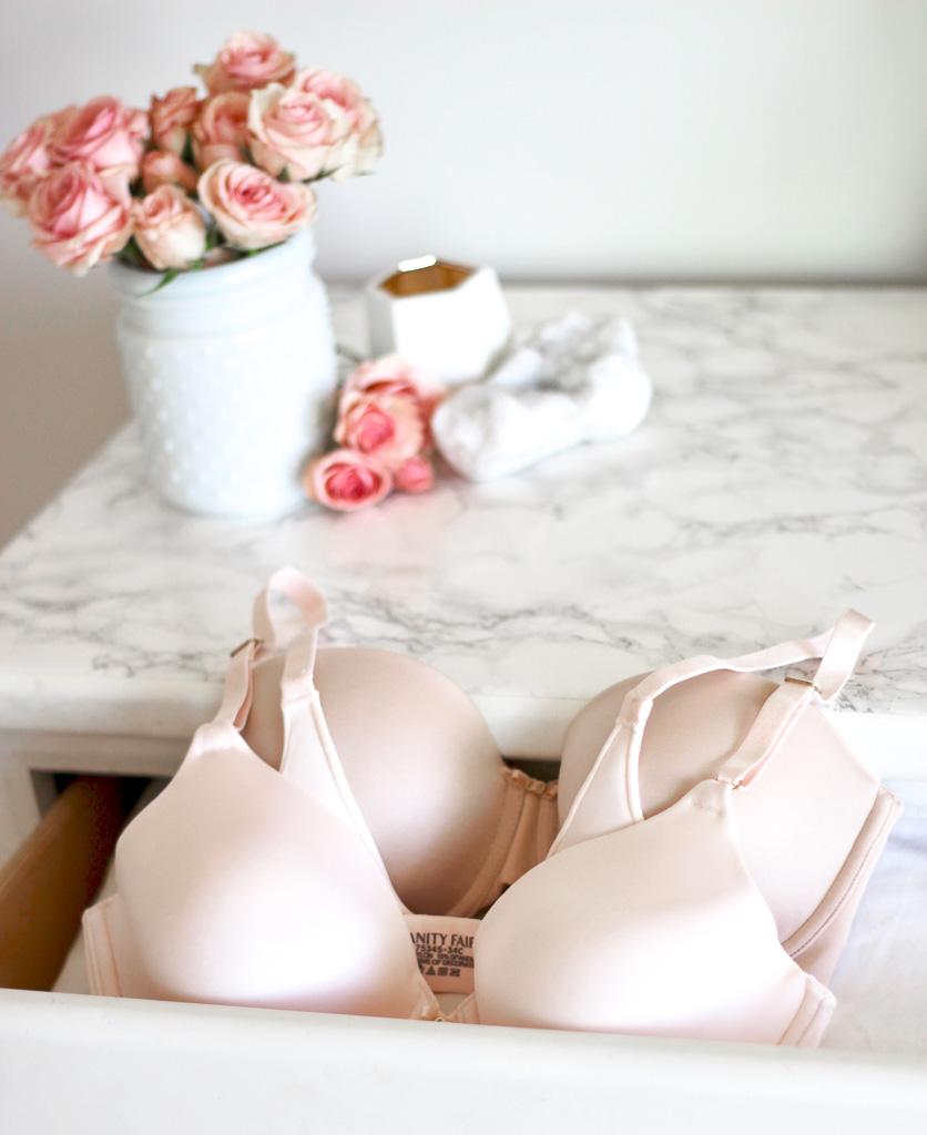 vanity fair bra