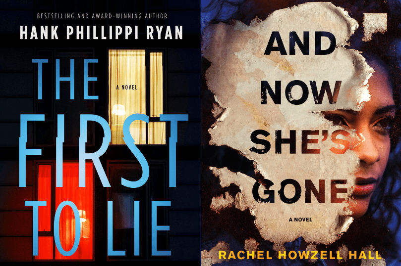 In Conversation: Hank Phillippi Ryan and Rachel Howzell Hall