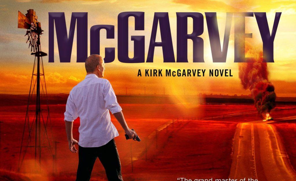 Excerpt: McGarvey by David Hagberg