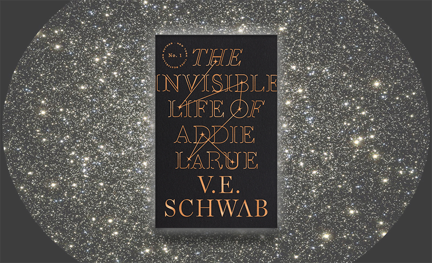 Excerpt: The Invisible Life of Addie LaRue by V. E. Schwab