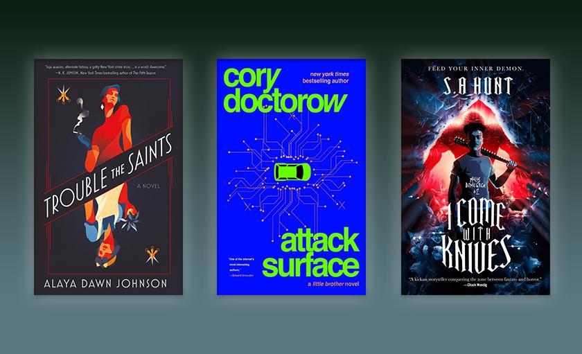 Meet Our Books Cosmos: Air Signs