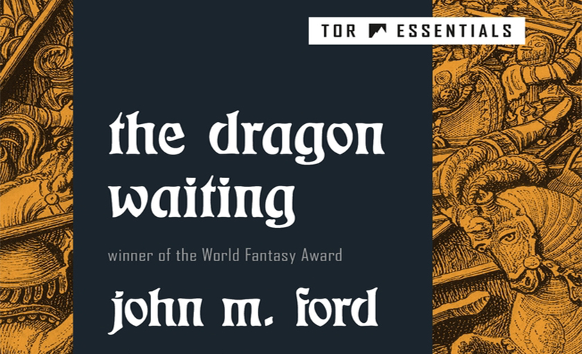 Excerpt: The Dragon Waiting by John M. Ford