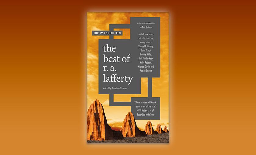 Excerpt: The Best of R. A. Lafferty by R. A. Lafferty