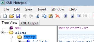 XML Notepad 2007 – torgian com