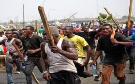 Image result for Ten persons killed in fresh violence in Taraba state
