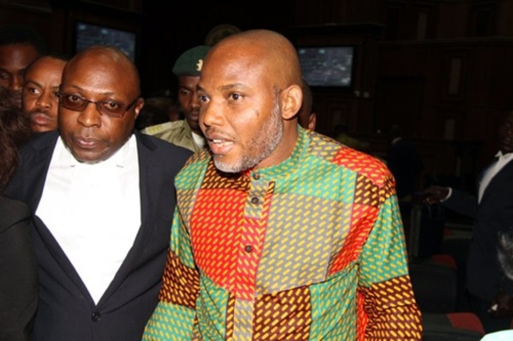 NNAMDI KANU EXPLODES – TAKES ANOTHER STRONG STEP AGAINST FG FOR HARASSING HIS FAMILY (A MUST READ)