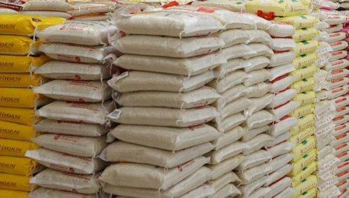 Price of Rice Crashes