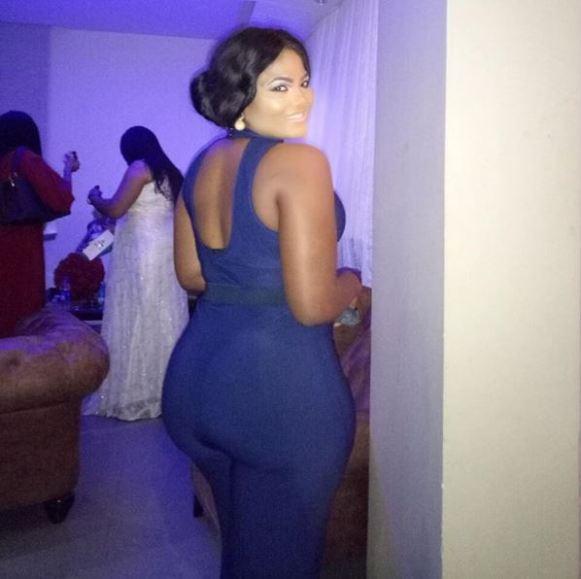 Nollywood Actress Parades Hot Bum Bum on Social Media (Photos) 5