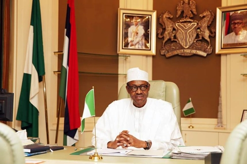 Buhari at Aso villa 1 Over the countrys latest disaster: President Buhari writes to the President and people of Ghana.
