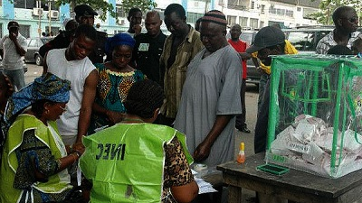 inec oguta1 6,000 Card Readers Deployed By INEC For Anambra Gov Election