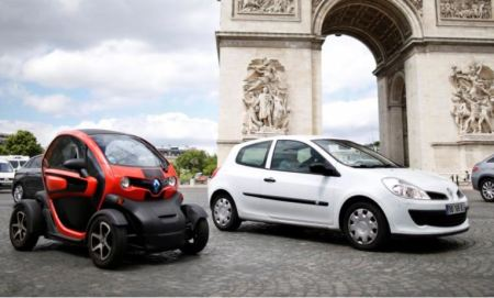 %name Paris to Phase out Diesel Cars by 2024