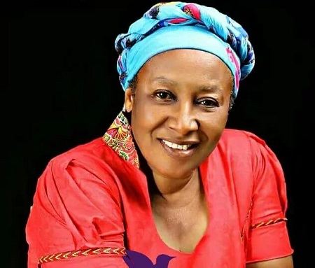 Patience Ozokwor Welcomes Her 16th Grand Child (Photo)