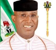 Senator Ovie Omo-Agege was on Tuesday absent from plenary