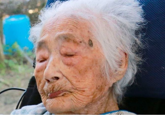 World Oldest Woman Die's at 117