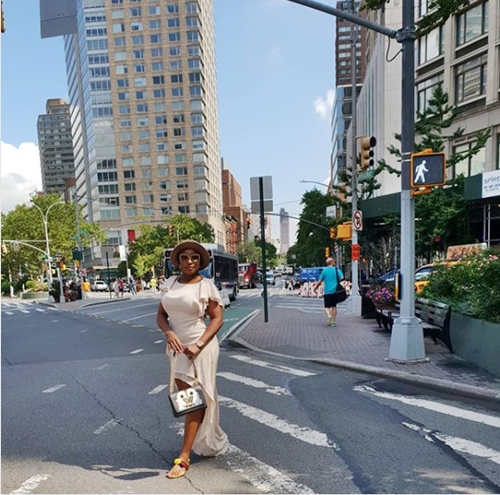 actress ini edo 2 - Ini Edo Is Enjoying A Life Of Affluence In New York (Photos)