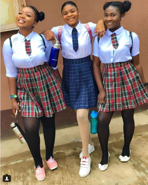 annaa6 - Checkout Alluring Photos from Graduating Students of UNIOSUN That is Breaking The Internet