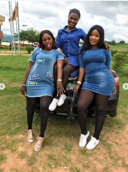 annaa8 - Checkout Alluring Photos from Graduating Students of UNIOSUN That is Breaking The Internet