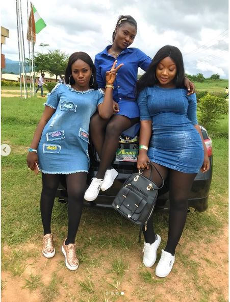 annaa9 - Checkout Alluring Photos from Graduating Students of UNIOSUN That is Breaking The Internet