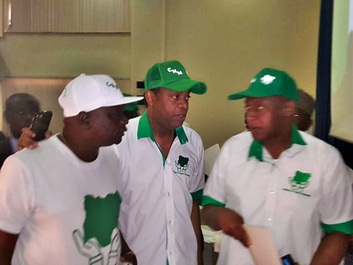Image result for Obasanjo's Coalition for Nigeria launched in Abuja