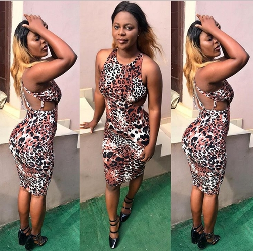 army girl birthday 6 - These Stylish Birthday Pics Of Endowed Nigerian Female Soldier Has Got Many Talking (Twerk Video